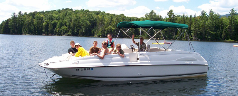Captain Marney's Boat Rental  : Lake Placid, NY