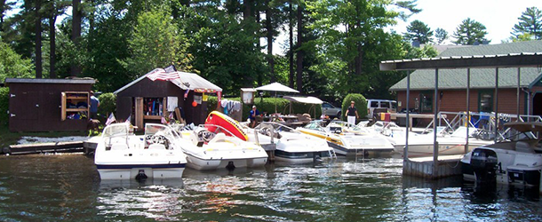 About Us | Captain Marney's Boat Rental  - Lake Placid, NY